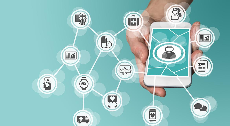 Arzt, Patient, Digitalisierung, Online, elektronischen Patientenakte