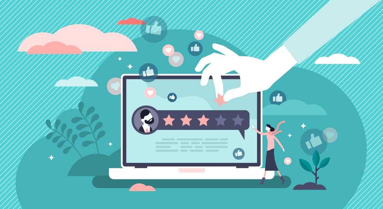 Streit um Sterne: Yelpdarf bei Online-Bewertungen Auswahl treffen