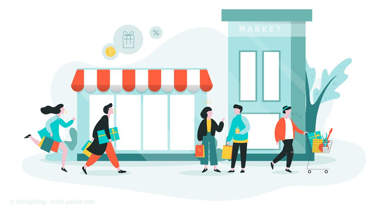 Kaufverhalten: Wie Werbung die Kaufentscheidung beeinflusst