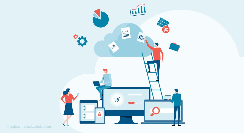 Digitalisieren mit der Cloud: Die wichtigsten Tipps für den Mittelstand