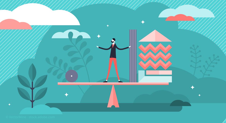 Die richtige Balance zwischen Authentizität und Kreativität für Unternehmen
