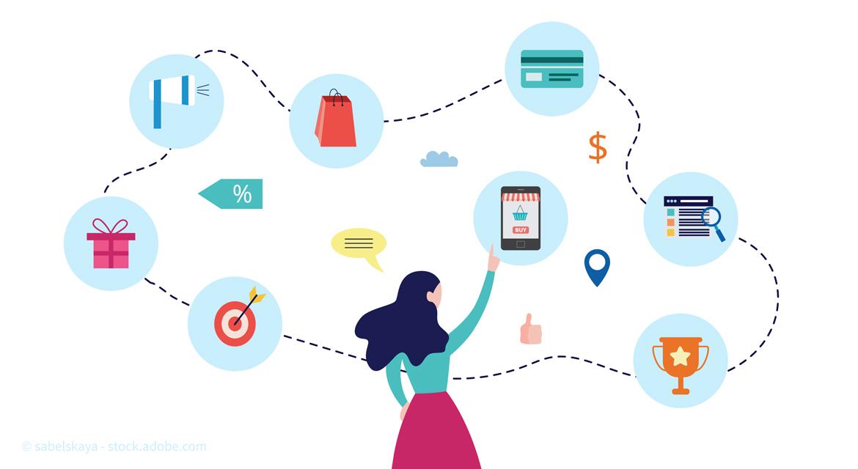Customer Journey – die Personalisierung spielt eine Rolle