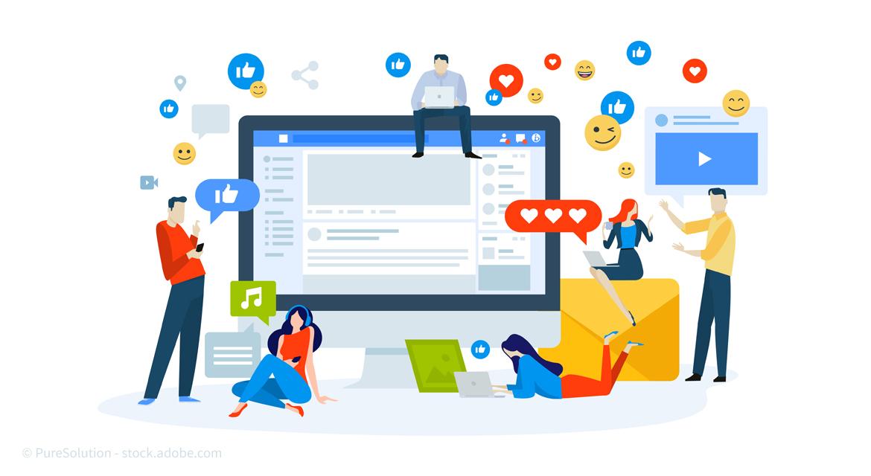 Social Media Marketing: Warum sich Facebook noch immer lohnt