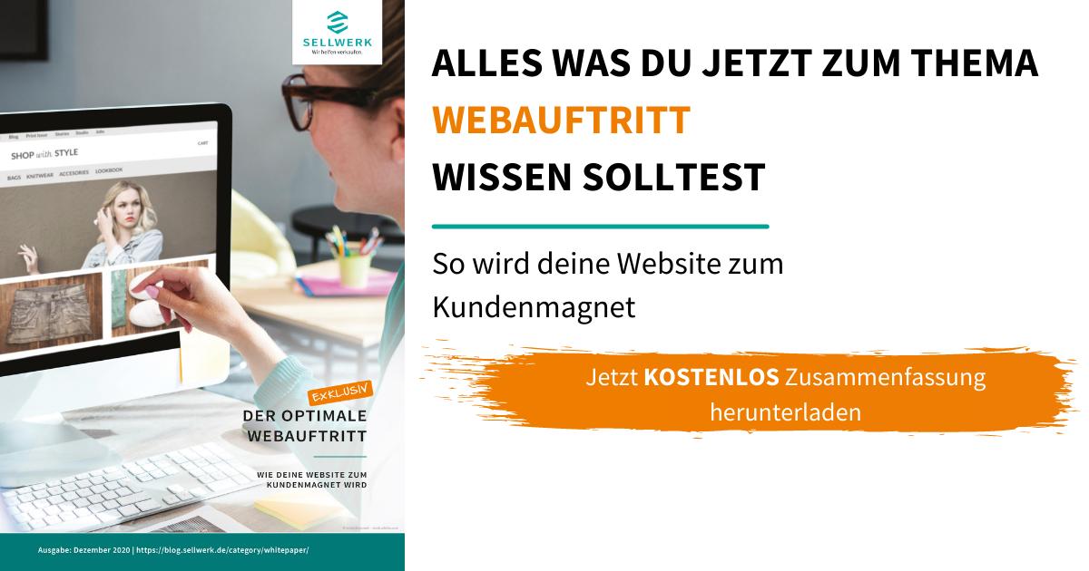 Whitepaper Webauftritt: Die Website als Kundenmagnet