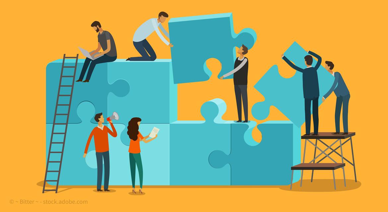Zusammenarbeit im Unternehmen: 8 Trends