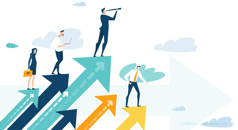7 Trends: Wie das Marketing neu gefordert wird