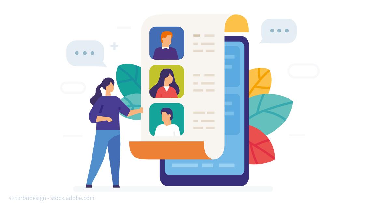 Google My Business: Einfachere Kontaktaufnahme