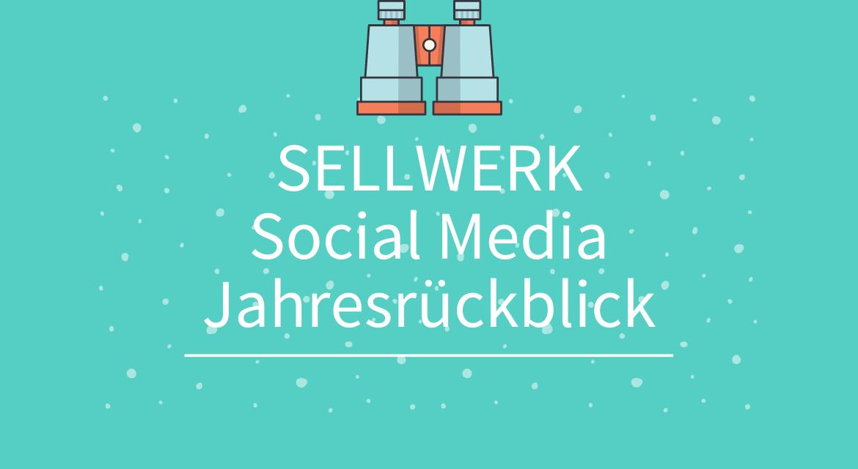 SELLWERK Social Media Jahresrückblick 2020