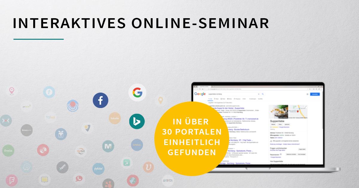 Deine Auffindbarkeit bei Google verbessern – Online Seminar