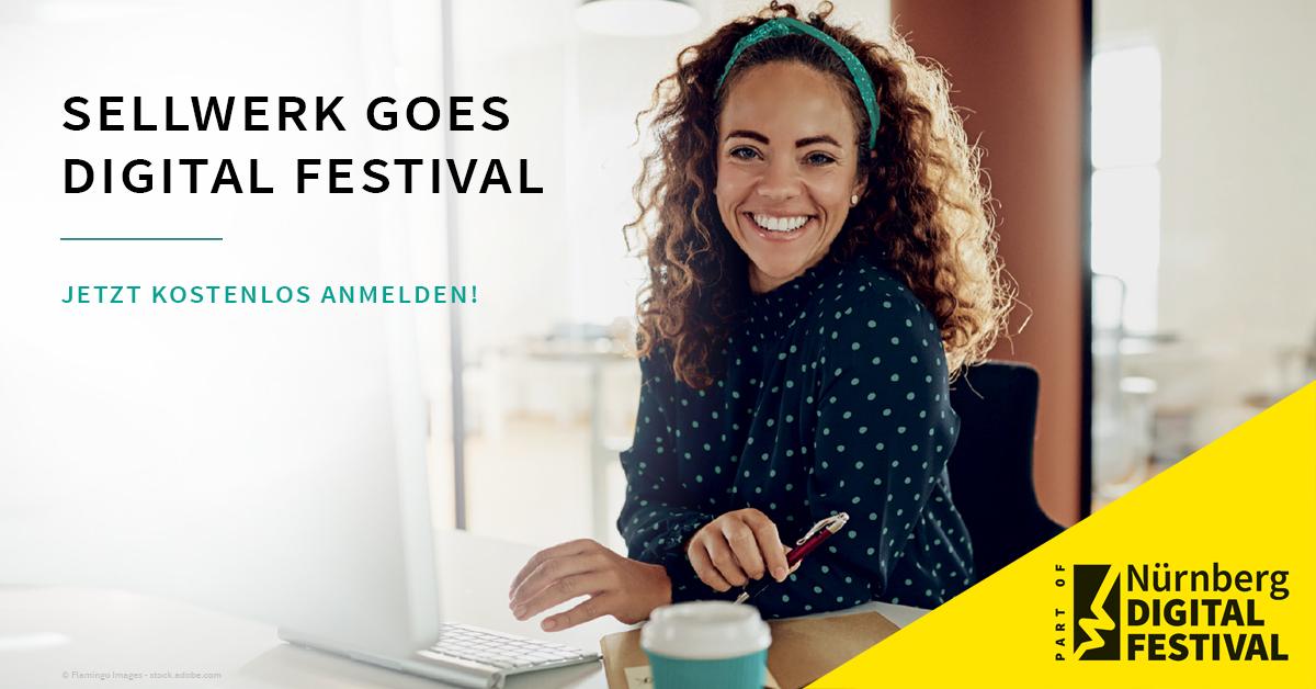 Nürnberg Digital Festival 2021 SELLWERK