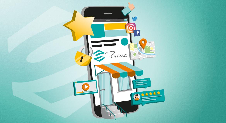 SELLWERK Prime: Digital erfolgreich mit dem Marktführer!